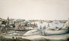Patons Malmgård - Google Search New Pictures, Old And New, 19th Century, Google Search, City, Painting, Beautiful, Painting Art, Cities