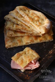 Biscotti, Pizza Recipes, Apple Pie, Meal Planning, Street Food, Sandwiches, Favorite Recipes, Bread, Snacks