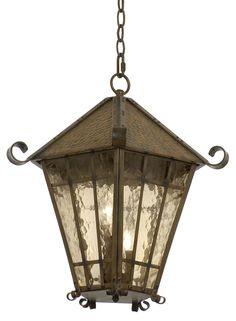 Chalet Ext. Hanging Lantern