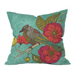 I pinned this from the Valentina Ramos - Colorful Designer Bedding, Pillows & Shower Curtains event at Joss and Main!