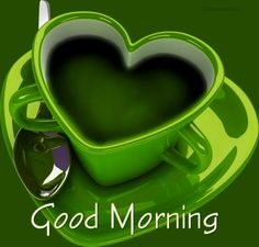 Wake up your friend with these Good Morning wishes, messages and Images. Make special every morning with good morning Good Morning Coffee, Good Morning Good Night, Good Morning Images, Good Morning Quotes, Morning Msg, Morning Sayings, Coffee Time, Coffee Cups, Mean Green