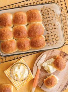Recette de Ricardo de petits pains au lait