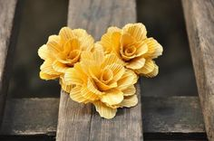 Como Fazer - Flor de Palha de Milho