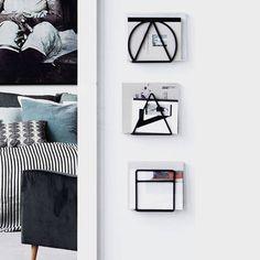 Decorative Wall File Organizer wall mount hanging steel wall file folder mail sorter magazine