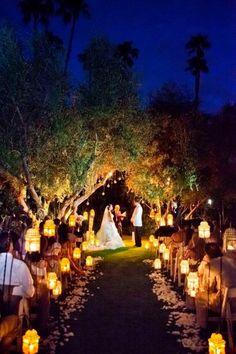 El encanto de las Bodas de Noche #novias #bodas #Ciudadreal #novias2015