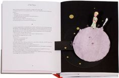 The Little Prince as a Pop-Up Book | Brain Pickings