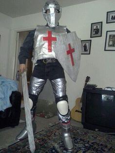 DIY armor of God