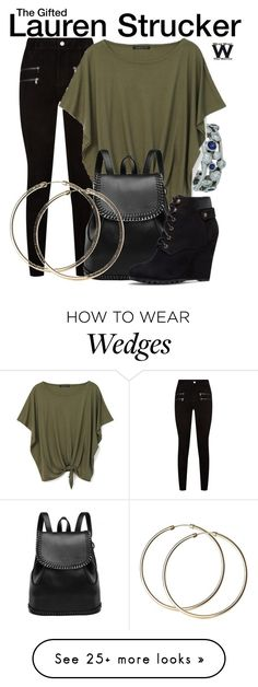 """""""The Gifted"""" by wearwhatyouwatch on Polyvore featuring Paige Denim, Tiffany & Co., television and wearwhatyouwatch"""