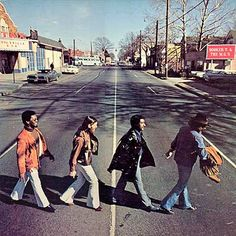 """Booker T. & The MG'S """"McLemore Avenue"""" Abbey Road, Pop Rock, Rock And Roll, Steve Cropper, Al Jackson, Funk Bands, S Youtube, Cover Band, Lp Cover"""