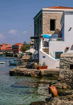 Halki island, Dodecanese, Greece