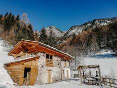 Odomi Maso nel Bosco, Sant'Orsola Terme – Updated 2021 Prices Small Hotels, Cafe Bar, Smoking Room, Barbecue, Gazebo, Italy, House Styles, Wood, Italia