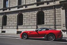 Ferrari 599 GTO Fiorano