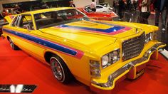 Ford LTD 1978 at Essen Motorshow - Exterior Walkaround