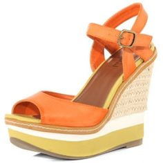 orange wedges. like the height