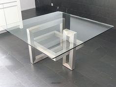 mesas de comedor modernas de cristal buscar con google