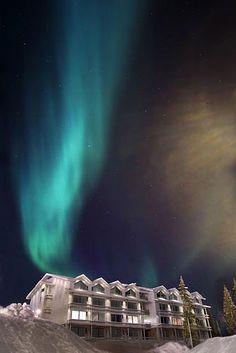 Olos Hotel - Lapland, Finland