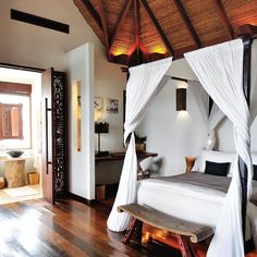 Our abode for the night at @songsaaprivateisland #travel #luxury #cambodia #southeastasia #songsaa
