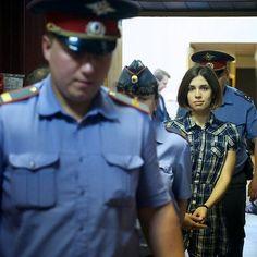 Dazed Digital | Pussy Riot v Vladimir Putin