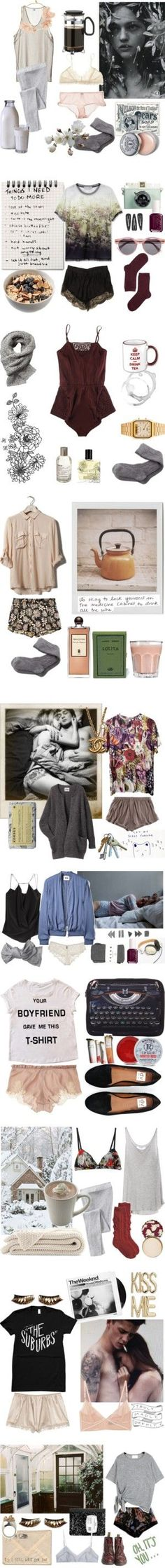"""nice Inspiration look """"Day to night"""" : """"Mornings"""" by kelly-m-o on Polyvore..."""