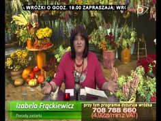Gorące stopy i grzybica - 29.01.2013 - PORADY ZIELARKI - Izabela Frąckiewicz cz I - YouTube