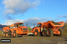 Doosan Equipment EU (@DoosanEquipment)   Twitter Heavy Machinery, Heavy Equipment, Tractors, Monster Trucks, Construction, Twitter, Self, Building