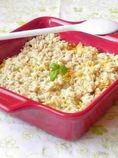 Crumble cu pui Fried Rice, Fries, Ethnic Recipes, Food, Fine Dining, Essen, Meals, Nasi Goreng, Yemek