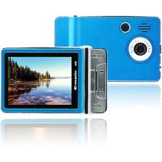 Ematic Video Player with inch LCD, built in Digital Camera, (Assorted Colors), Blue Voice Recorder, Travel Light, Mp3 Player, Digital Camera, Audio Books, Cool Pictures, Building, Digital Camo, Buildings