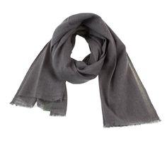 Medium Grey Cashmere Scarf. Pure pashmina scarf.   100% natural.  Half Price Sale by MyKolachi on Etsy https://www.etsy.com/listing/255985188/medium-grey-cashmere-scarf-pure-pashmina