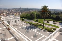 Villa Miani, una vista unica e spettacolare su Roma The Wedding Italia