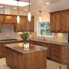 Images Of 10X10 Kitchen  10X10 Kitchen Design  Pinterest  10X10 Pleasing 10X10 Kitchen Designs With Island Design Decoration