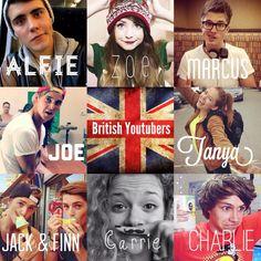 .YouTubers