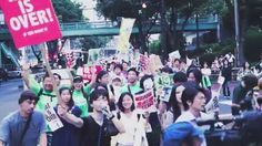 SEALDs FRIDAY ACITON~戦争法案に反対する国会前抗議行動~ Ver.2.0 2015/6/26