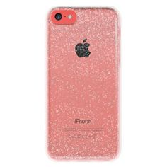 Agent 18 Shockslim-Glitter Cell Phone Case for iPhone 5C - Multicolored (P5CSKS/123)