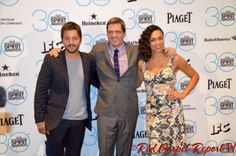 Diego Luna, Josh Welsh & Rosario Dawson at the 30th Film Independent Spirit Awards Nominations Press Conference #SpiritAwards   Rosario Dawson and Diego Luna announce the 30th Film Independent Spirit Awards Nominees, Complete List, Interviews, Video, Red Carpet Coverage #SpiritAwards  http://www.redcarpetreporttv.com/2014/11/25/rosario-dawson-and-diego-luna-announce-the-30th-film-independent-spirit-awards-nominees-complete-list-interviews-video-red-carpet-coverage-spiritawards/