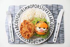 Dụ dỗ bé ăn ngon cùng cơm hộp bento hoạt hình siêu cấp đáng yêu - Ảnh 4.