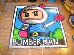 Bomberman perler beads by ndbigdi