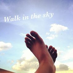 Walk in the sky
