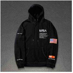Homme John Deere Logo Sweat à Capuche Sweat-shirt noir