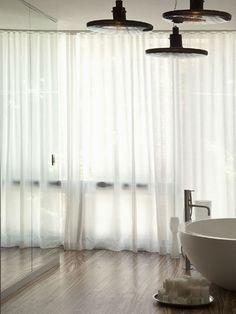 Mirror walls bedroom/ bathroom
