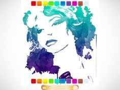 popsicolor iPhone app turns photos into watercolors