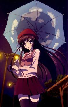 Amo ese paraguas!♡