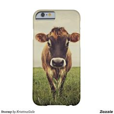 phone case, iphone case, nature, animals, pets, cow, funny gift