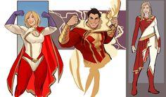 Marvel Dc, Captain Marvel Shazam, Marvel Comics, Superhero Characters, Dc Comics Characters, Dc Comics Art, Batman Returns, Batman Vs Superman, Univers Dc
