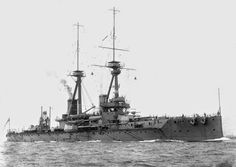 HMS Bellerophon was a dreadnought of the Royal Navy. She was the lead ship of the Bellerophon class.