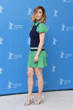 Blanca Suárez de Michael Kors y zapatos de Market Place New York en la Berlinale 2017 (I)