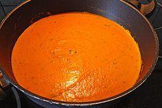 My lovely tomato soup