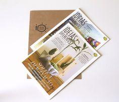 Já conferiram a revista do @ideiasdiferentes? Leve o kit com as duas edições impressas por R$ 1800 no site http://ift.tt/1LXBPgM Disponível também em PDF.