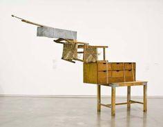 Art installations by Damian Ortega