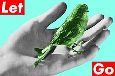 Barbara Kruger Untitled (Let Go), 2003 silkscreen on canvas in artist's frame x x cm. x 90 x 1 in.) This work is number 3 from an edition of Barbara Kruger Art, Human Body Parts, Black N White Images, American Artists, Art Google, Great Artists, Pet Birds, Letting Go, Illustration Art