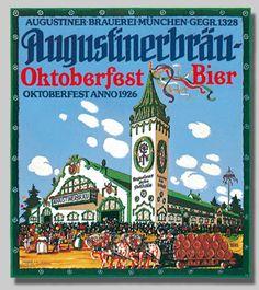 My favorite brauhaus in Munchen! Octoberfest Party, Beer Quotes, Beer Poster, German Beer, Beer Festival, Retro Logos, Vintage Travel Posters, Munich, Craft Beer